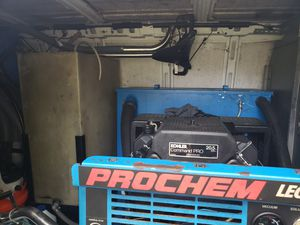 2006 Chevy Express 2500 with Truckmount Prochem legend XL for Sale in MAGNOLIA SQUARE, FL