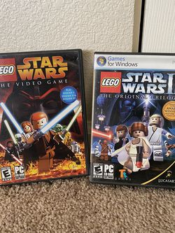 Lego Star Wars The Video Game Set! for Sale in Beaverton,  OR