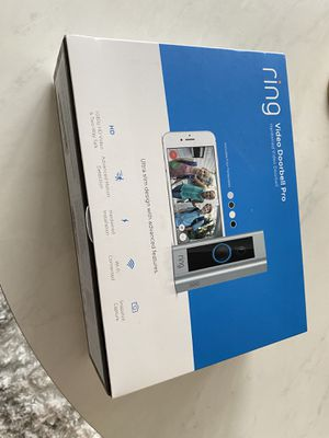 Ring Video Doorbell Pro for Sale in Levittown, NY