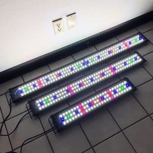 "(NEW) Aquarium LED Fish Tank Light 3 Sizes: ($35 for 24""-30""), ($45 for 36""-43"") and ($50 for 45""-50"") for Sale in Whittier, CA"