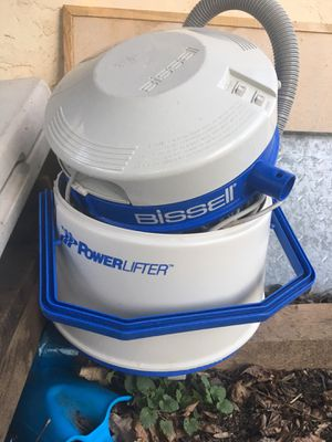 Bissell power lifter carpet cleaner for Sale in Bailey's Crossroads, VA