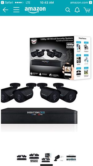 Security cameras Night owl for Sale in US