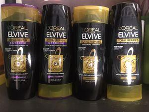 L'Oréal Shampoo & Conditioner for Sale in Norwalk, CA