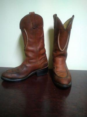 "Double-H Joe 1600 Men's 12"" Domestic Work Western Boots Men's size 7 EE for Sale in Marietta, GA"