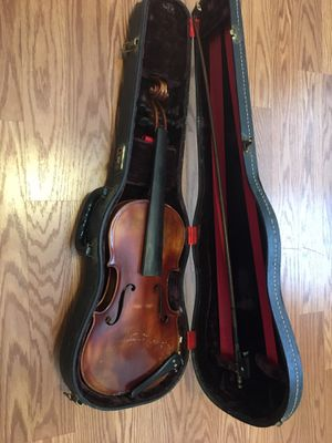 Copy of Franz Joseph Pfretschner violin, 3/4 size, made in Germany, with case for Sale in Henderson, NV
