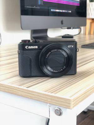 Canon G7x Mark II for Sale in Fraser, MI