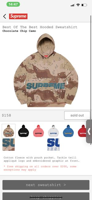 supreme hoodie for Sale in Kissimmee, FL