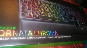Razer gaming keyboard for Sale in Mount Vernon, WA
