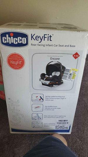 Key fit infant car seat for Sale in OH, US