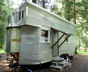 Charming, Off-Grid Capable Tiny House for Sale in Arlington, WA
