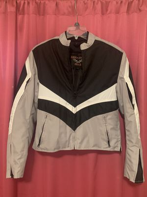 REVOLUTION GEAR Woman's Reflective Motorcycle Jacket for Sale in Brighton, CO
