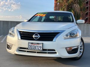 2014 Nissan Altima 4DR SDN I4 2.5 EVERYONE APPROVED!!! $1,000 DOWN!!! for Sale in Vista, CA