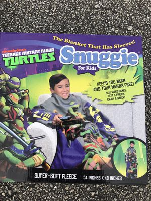 Snuggie (TMNT) for Sale in Port St. Lucie, FL