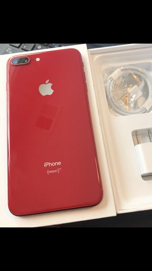 Iphone 8 plus (8+), 64GB - excellent condition, factory unlocked, includes new accessories for Sale in Fort Belvoir, VA