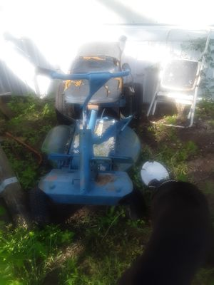 Snapper,toolbox for Chevy, self operating push mower for Sale in New Bern, NC