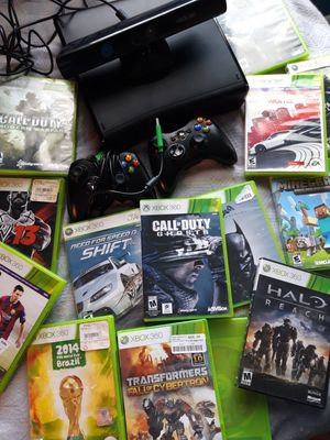 Xbox 360 with 15+Games for Sale in Sudley Springs, VA