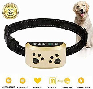 BeiBeiDan Dog Bark Collar-7 Adjustable Sensitivity and Intensity Levels-Dual Anti-Barking Modes-Rechargeable-Rainproof for Sale in Altamonte Springs, FL