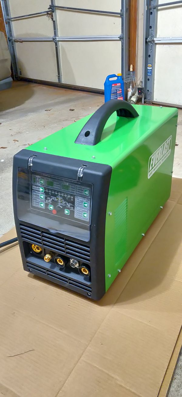 Everlast PowerMTS 251Si (Multiprocess welder)