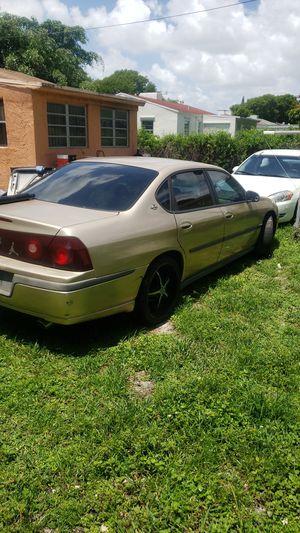 2004 chevy impala for Sale in Miami, FL