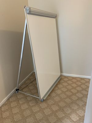Whiteboard with stand for Sale in Fullerton, CA