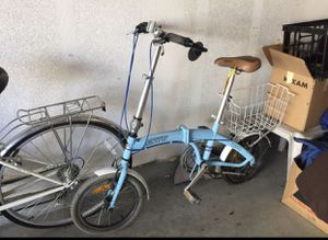 Citizen bikes Tokyo folding commuter bicycle for Sale in San Leandro, CA
