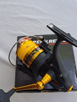 NEW...!!!...PENN 550ssg REEL with NEW BRAID for Sale in Hollywood,  FL