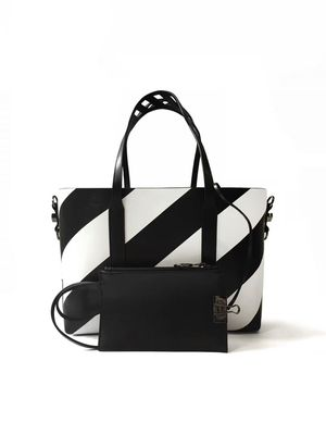 Off-white leather tote bag for Sale in New York, NY
