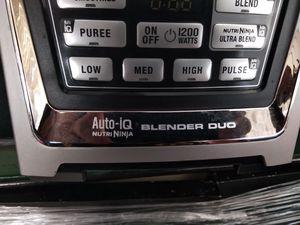 Auto-iQ NutriNinja Blender Duo for Sale in Port Richey, FL