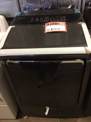 New Samsung electric dryer for Sale in North Las Vegas, NV