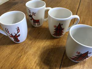 Christmas mugs for Sale in Abilene, TX