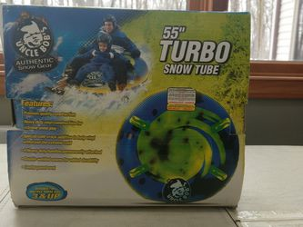 """55"""" Inflatable Snow Tube for Sale in Churchville,  NY"""