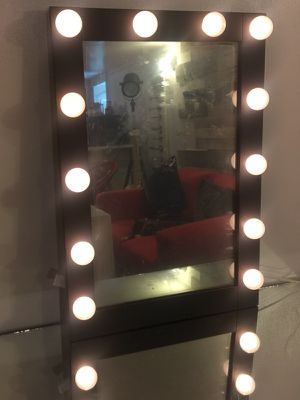 Vanity mirror brand new with plastic still on mirror !!! )$200🔥 for Sale in Queens, NY