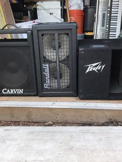 Bass Speaker Cabs for Sale in San Diego,  CA