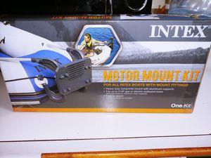 Intex motor mount kit for Sale in Lynnwood, WA