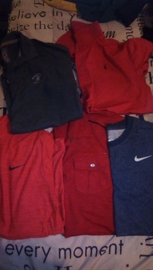 10 Men's shirts for Sale in Fresno, CA