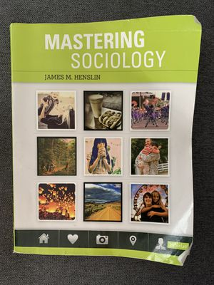 Mastering Sociology for Sale in Riverside, CA