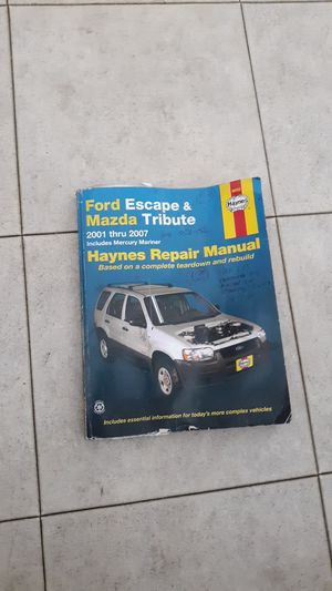 Auto Repair Manual for Sale in West Chicago, IL