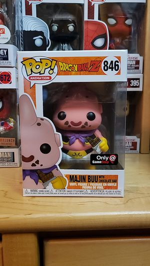 Funko Pop Majin with Chocolate Bar Exclusive for Sale in Newberg, OR