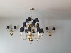 Chandelier with two sconce for Sale in Phoenix, AZ