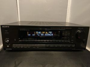 Sony STR D790 5.1 Channel Pro Logic Home Theater Stereo Receiver. for Sale in West Allis, WI