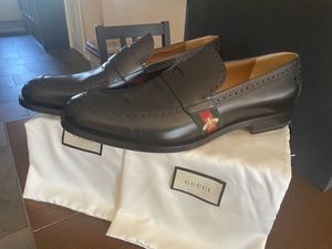 Men's Gucci loafers size 16.5 US for Sale in Phoenix, AZ