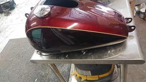06-17 Harley-Davidson Dyna Super Glide fuel tank for Sale in San Diego, CA