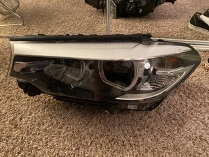 2017 2018 2018 BMW 5 SERIES LEFT DRIVER SIDE HEADLIGHT LED AHL OEM Complete Assy for Sale in Wilmington, CA