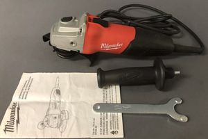 Milwaukee 4-1/2 in. Angle Grinder (6130-33) for Sale in Glendale, AZ