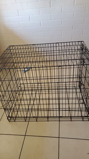 xl dog kennel 42l,28w,31h for Sale in Glendale, AZ