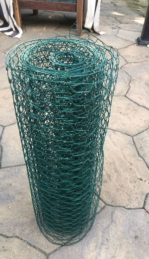 "Roll of Garden Chicken Wire 14' x 2' (24"" wide) for Sale in San Jose, CA"