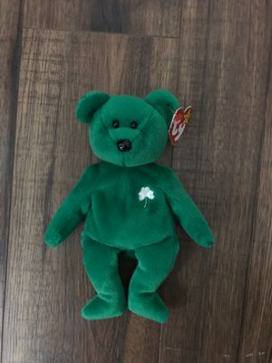 Erin Beanie Baby 1997 for Sale in Marietta, GA