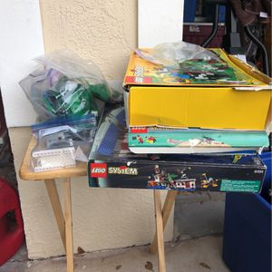 3 Lego Sets Plus Additional Lego Toys - Like New for Sale in West Palm Beach, FL