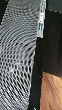 Soundbar Speaker Sony 400W 4K Bluetooth Sound Bar w/ Hi-Res Audio, wireless subwoofer. $699 store for Sale in Richardson, TX