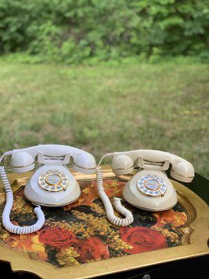 Vintage Retro Glam Landline Phones for Sale in Rexford, NY